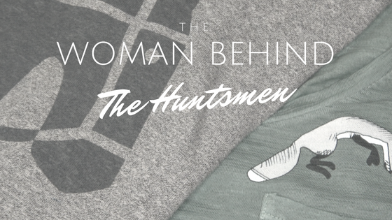 The Woman Behind the Huntsmen