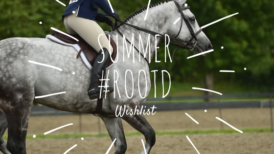 Summer #ROOTD Wishlist
